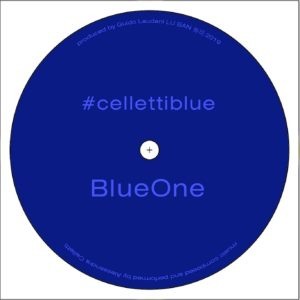 #cellettiblue vinyl