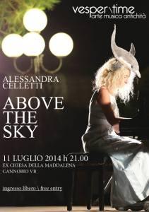 above the sky_vespertime