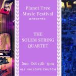 Solem String Quartet suona Celletti