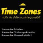 4 Novembre al Time Zones